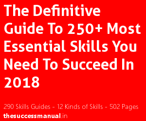 The Success Manual 250 Skills Made Easy